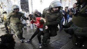 Piñera aumenta la militarización del país con fuerzas locales y extranjeras