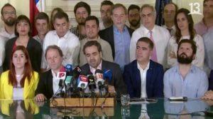 """Acuerdo por la paz quiere perpetuar la """"Partidocracia"""""""