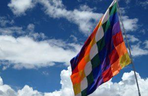 Bolivia. La dignidad de las Wiphalas contra el Golpe de Estado