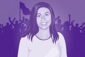 Declaración del Pueblo Diaguita por Fabiola Campillai Rojas ante la pérdida de su vista por la acción de carabineros en Santiago