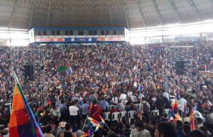 Bolivia. Adriana Salvatierra habla después del Ampliado del MAS: Valora el liderazgo de Andrónico Rodríguez y apunta a una «Nueva etapa de la resistencia» (Video)