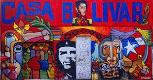 Entran a robar en Casa Bolívar