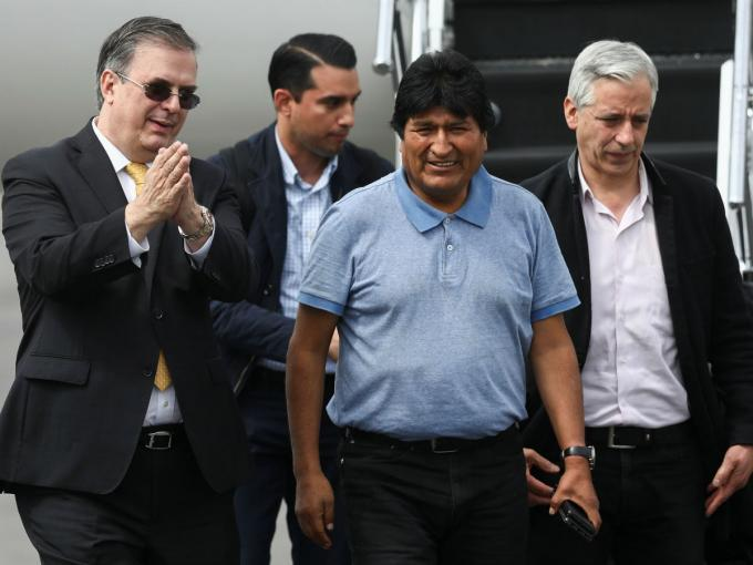Evo Morales en Argentina: Criticado por la izquierda y amordazado por la Casa Rosada
