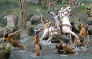 25/12/ 1553: Como Lautaro venció a Pedro de Valdivia (video explicativo)