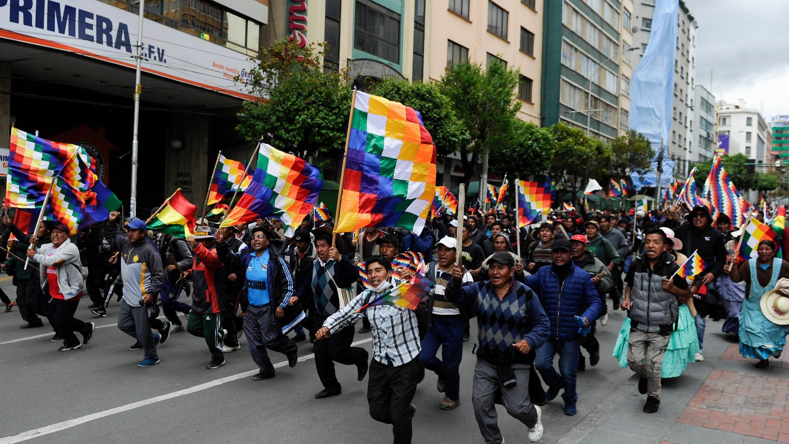 Bolivia: Soy voto duro