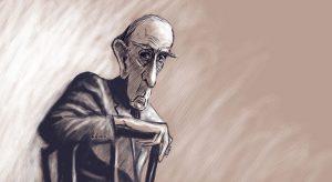 """""""Odio lo que odio, rabio como rabio"""". Fallece el escritor Armando Uribe"""