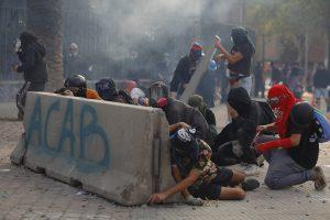 Se instala un mayor respaldo de los jóvenes a la violencia en la acción política