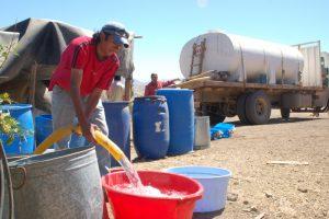 """Greenpeace sobre votación en el Senado: """"Es una vergüenza que el Senado rechace que el agua sea para el consumo humano de la población chilena"""""""