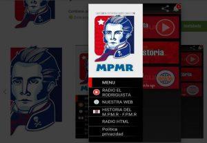 La opinión del MPMR sobre la revuelta en Radio El Rodriguista
