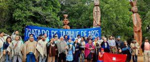 Tratado de Tapihue de 1825 que reconoció independencia del pueblo mapuche