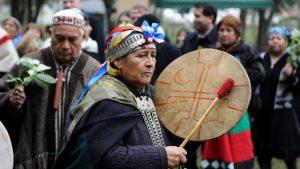 Toponimia mapuche y quechua en Comunas de Santiago
