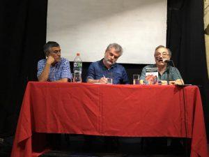 Foro debate sobre proceso constituyente en casa Bolívar (videos)
