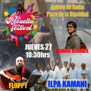 La Revuelta tiene festival