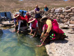 Derechos de agua a comunidades aymaras: un avance, no una victoria