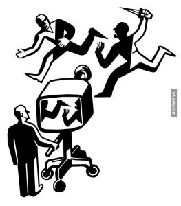 Chile: Lo medios de comunicación y su defensa del sistema neoliberal