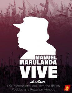 Un día como hoy. 26 de marzo (2008), murió Manuel Marulanda Vélez