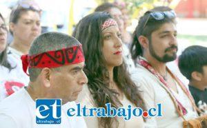 Tradicional Chaya rescató antiguas costumbres y rituales diaguitas