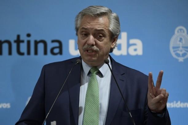 Presidente argentino: Voy a ser duro con los que despiden gente
