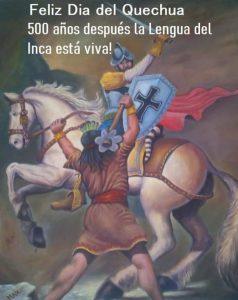 27 de mayo, día del idioma Runa Simi (Quechua)