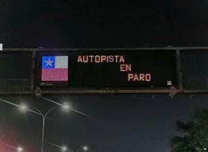 Sindicato de Autopista Central: ¿Porque seguimos en huelga?