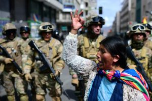 Bolivia. Las venas abiertas sangran a seis meses del golpe