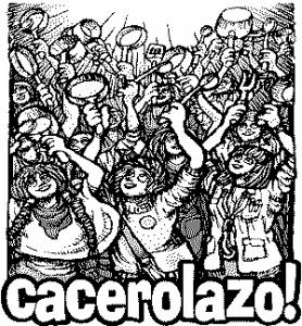 Noticias 19 de Mayo, Llaman a caceroleo cuando Piñera este dando su cuenta el 1 de junio…..escuche Radio El Rodriguista