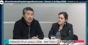 Coronel: La coordinadora Popular Lagunillas y su programa de televisión