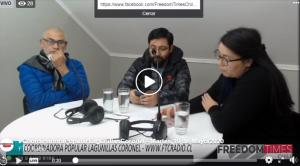 El programa de la Asamblea Territorial Lagunillas: Pensando una nueva educación para un nuevo Chile