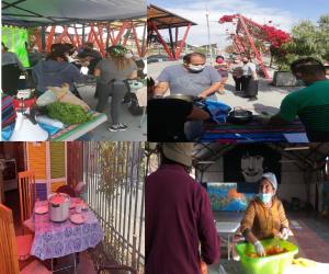 En Arica, Cabildo y Villa Francia avanza la solidaridad popular
