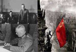 75 años del triunfo de la URSS sobre la Alemania nazi