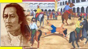 139 años del asesinato de Tupac Amaru