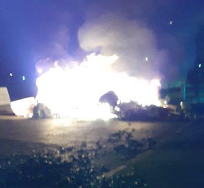 Caceroleo y barricadas en Santiago y algunas ciudades del país