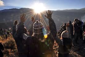 Bolivia: Pachacuti!!! por nuestra identidad, por nuestra historia y cosmovisión, por la pachamama y las wak'as