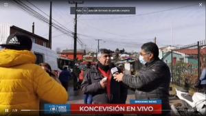 Talcahuano: En plena pandemia desalojo de vecino que vivía hace 35 años en terreno de una JJVV