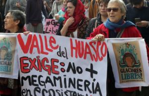 Asamblea por el agua del Huasco: Mientras la Barrick contamina, entrega insumos médicos