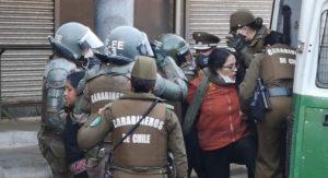 125 abogadas piden libertad para Daniela Sierra, abogada de causa mapuche detenida ayer en la toma de registro civil  de Temuco