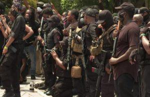 Estados Unidos. Fuerte impacto causó la aparición de las Milicias Negras en Georgia (video)
