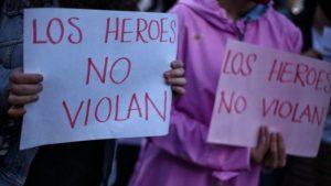 Colombia: El ejército informó en días recientes de que 118 militares implicados en casos de abusos sexuales a menores desde 2016 han sido retirados de la institución.