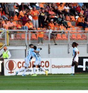 Magallanes dice no al racismo y la ANFP sanciona a Cobreloa