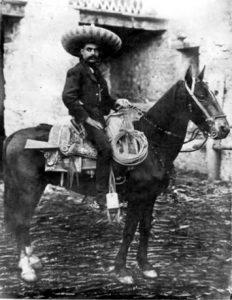 08 de agosto de 1879: Natalicio del general revolucionario Emiliano Zapata