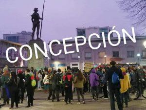 El domingo  hubo manifestaciones en más de 100 comunas del país por la libertad de los Presos Políticos mapuche y contra el racismo. Hoy continúan las protestas (fotos)