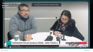 Programa de la Coordinadora Popular Lagunilla: Conversando con Radio Plaza de la Dignidad