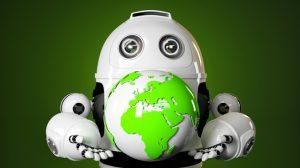 Robots, Pobreza, Pandemia y la actualización del capitalismo y su modelo.