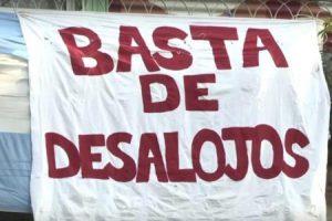 En Argentina prorrogan la suspensión de los desalojos