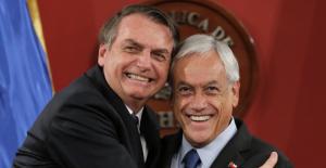 La cancerígena dupla Piñera Bolsonaro incluye varios plaguicidas en Acuerdo Comercial Chile-Brasil