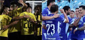 Deportes Concepción vs Fernández Vial vuelven a enfrentarse tras 8 años.