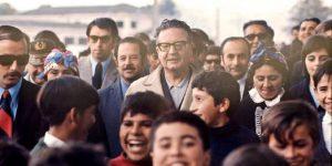 La no muerte del presidente Allende