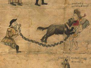 Nuestramérica. El uso de los feroces perros en la conquista de América