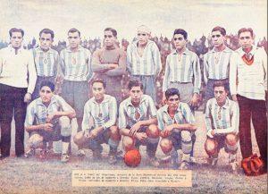 Los 123 años de Magallanes, el primer tricampeón de Primera División