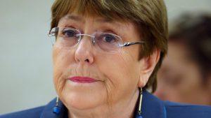 Nobel de la Paz pone en duda informe de Bachelet sobre Venezuela